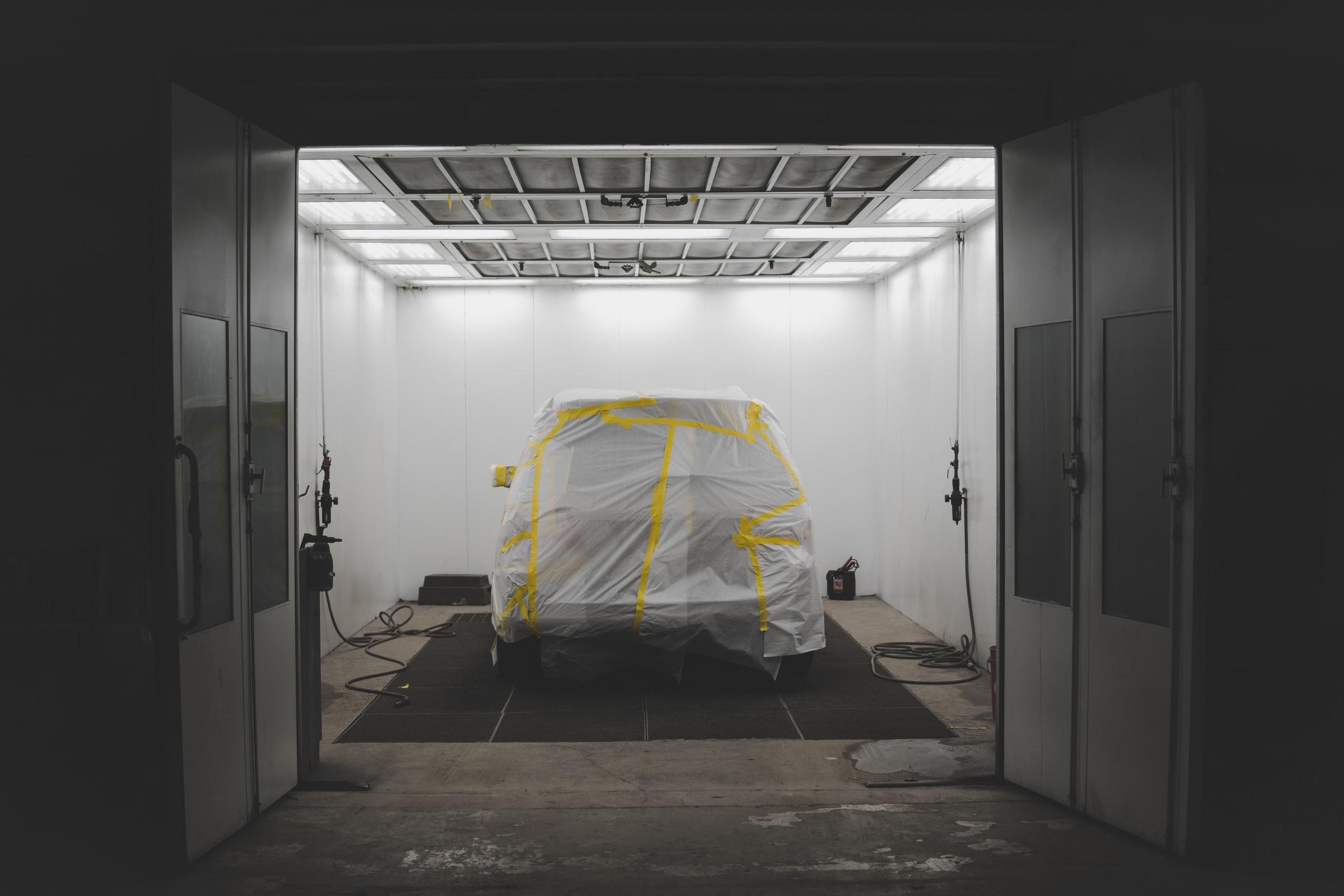 Come verniciare un'auto da soli – Ecco come si fa